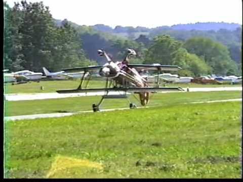 Landing An Airplane Upside Down