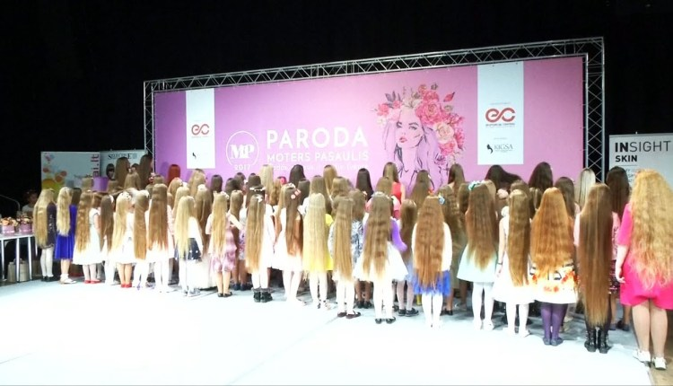 Longest Hair Competition