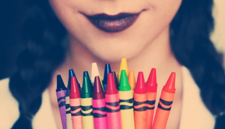 Make Lipstick Out Of Crayons