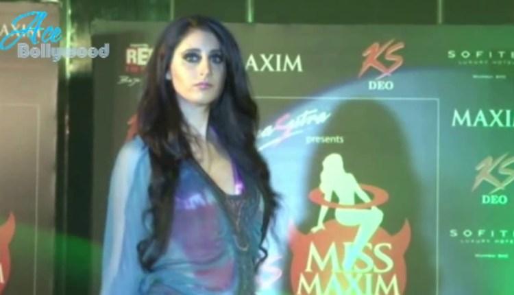 Miss Maxim 2014 Fashion Show