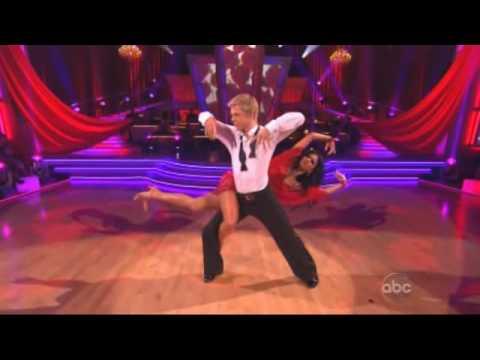 Nicole Scherzinger – Dancing With The Stars – Rumba Dance