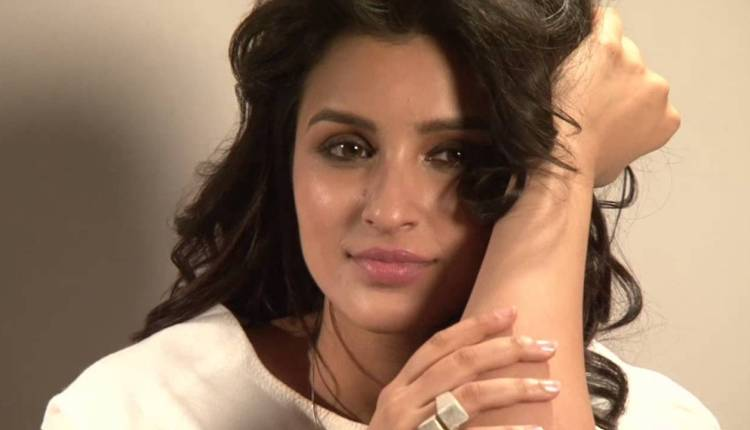 Parineeti Chopra Shoots For A Magazine