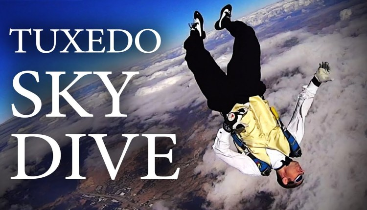Playing With Gravity In Tuxedo