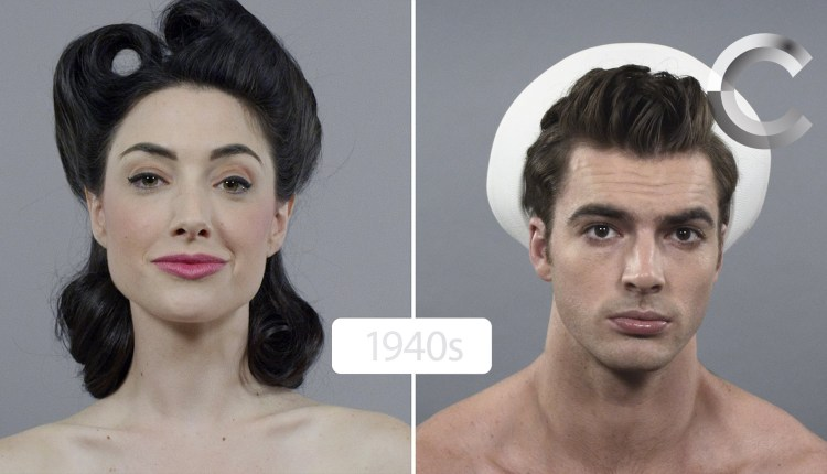 The Evolution Of Beauty Standards In The Past 100 Years