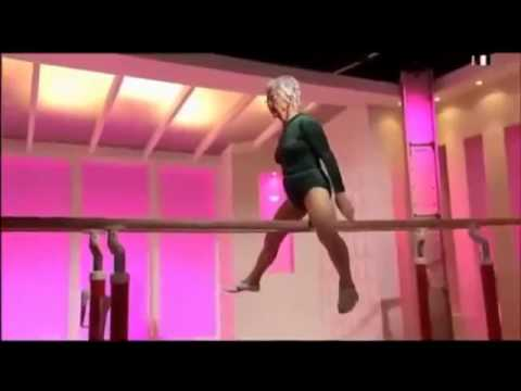 The Incredible 86 Year Old Gymnast
