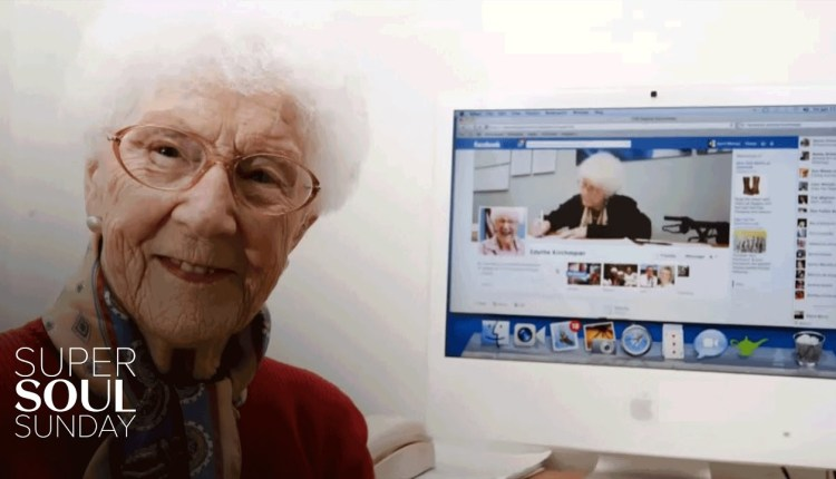 The Oldest User Of Facebook
