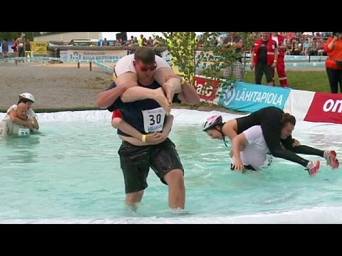 The Wife Carrying Festival, Finland