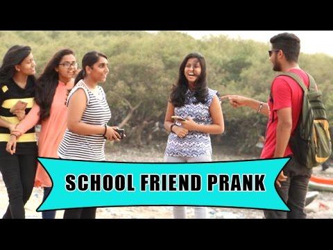 Aren't You My School Friend Prank
