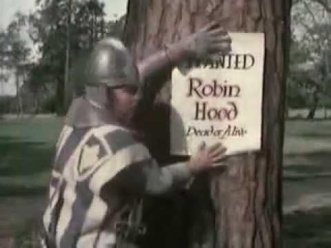 Benny Hill – Robin Hood