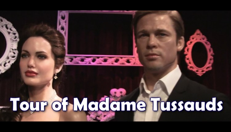 Best Hollywood Tour Of Madame Tussauds