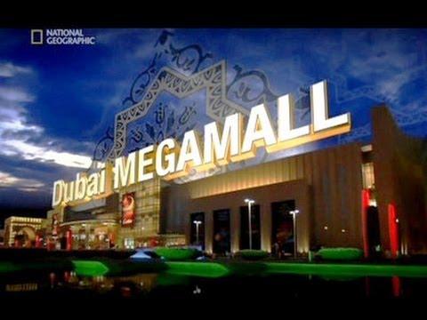 Dubai Luxury Mega Mall