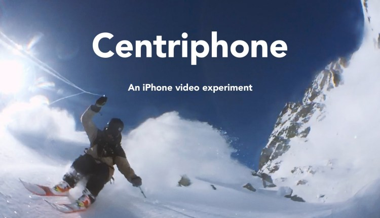 Epic Matrix Worthy Footage Created By Spinning An iPhone On String