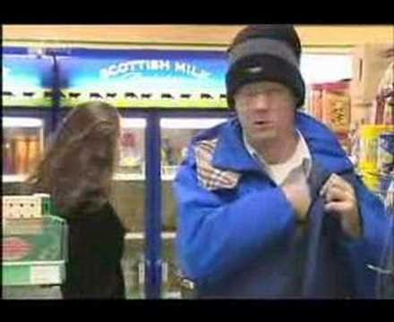 Funny Prank – Shoplifter