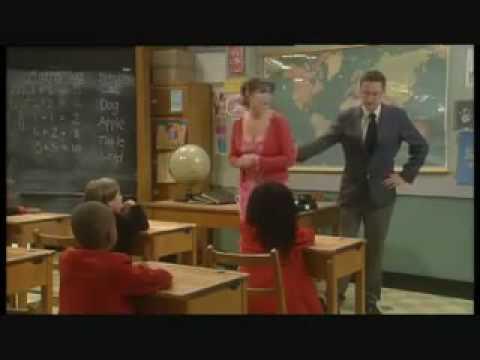 Funny School Teacher