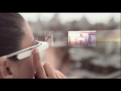 Google Glass Video Shows How It Works