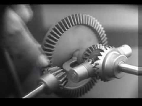 How Differential Gears Work