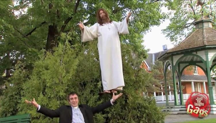 Just for Laughs Funny Jesus Pranks