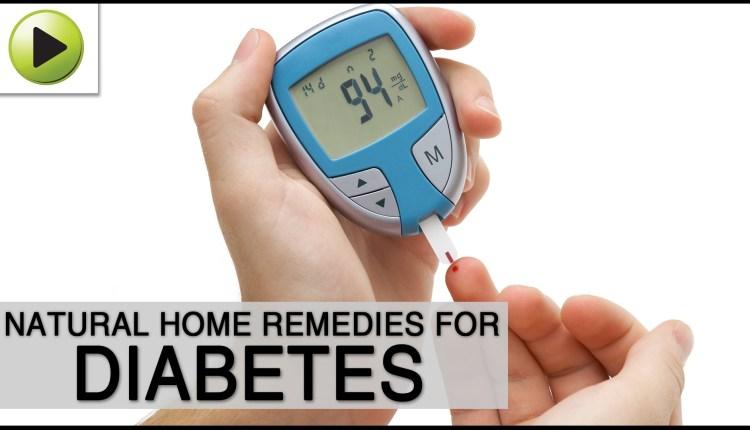 Natural Ayurvedic Home Remedies For Diabetes