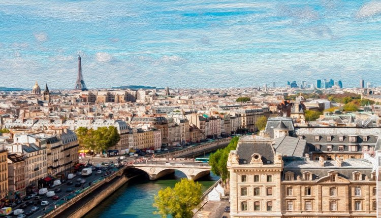 Paris, France – A Walking Travel Tour