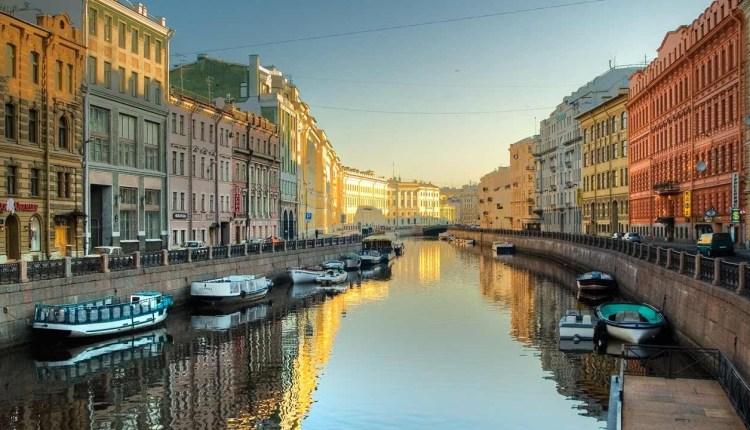 St Petersburg, Russia Trip