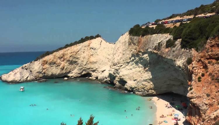 The Lefkada Beaches In Greece