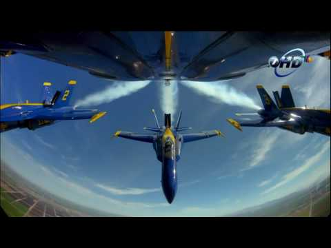 United States Navy's  Blue Angels