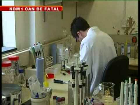 Was the Superbug Imported into India?