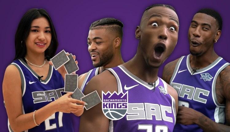 Teen Magician Surprises The Sacramento Kings
