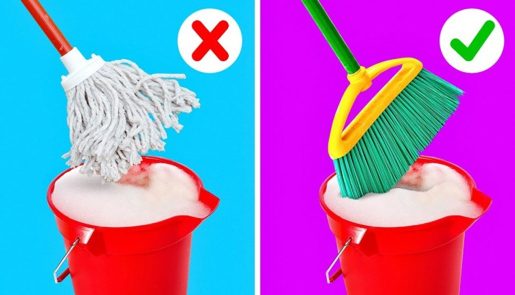 Learn These 25 Cleaning Tricks To Make Life Easy
