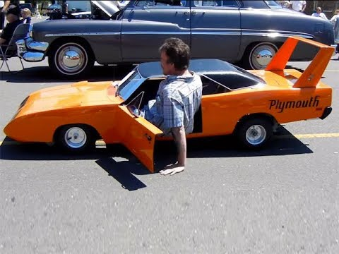 Mini Cars Are Just Amazing, See Why!