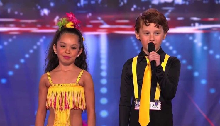 Talented Indian Kids Perform At AGT
