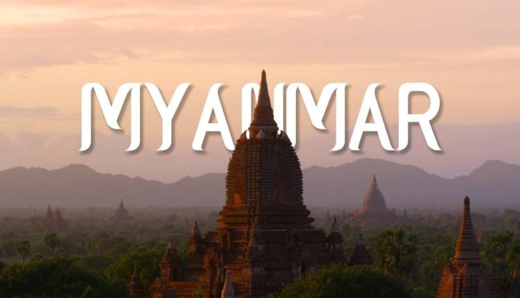 Explore The Mesmerising Beauty Of Myanmar