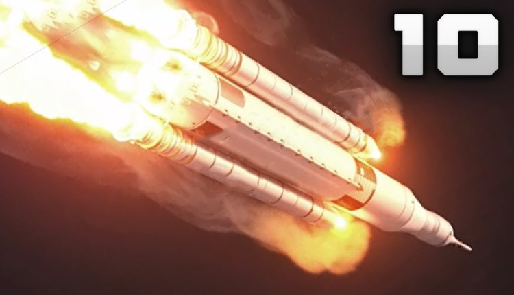 The Top 10 Incredible Space Launch Failures