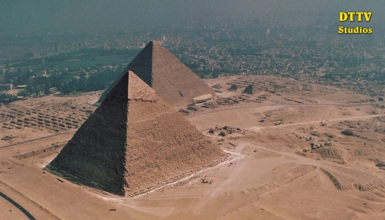 The Great Pyramid Construction Theories