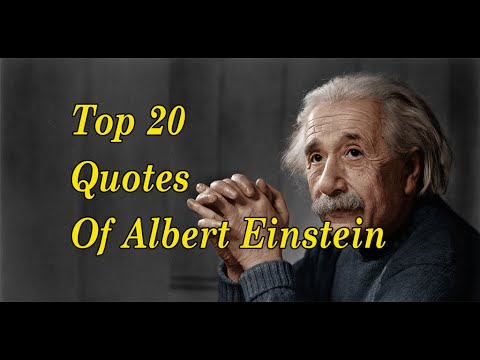 Albert Einstein Quotes in English and Hindi