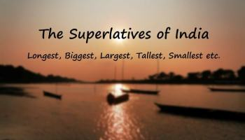 List of Rivers of India and their Names, Origin and Length