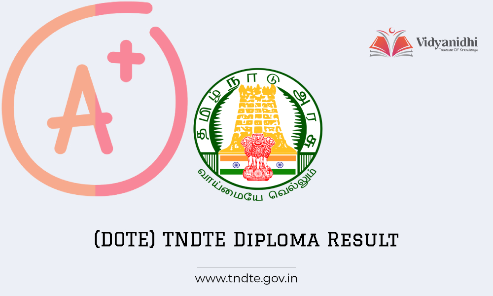 DOTE Result 2020 - TNDTE Diploma Results