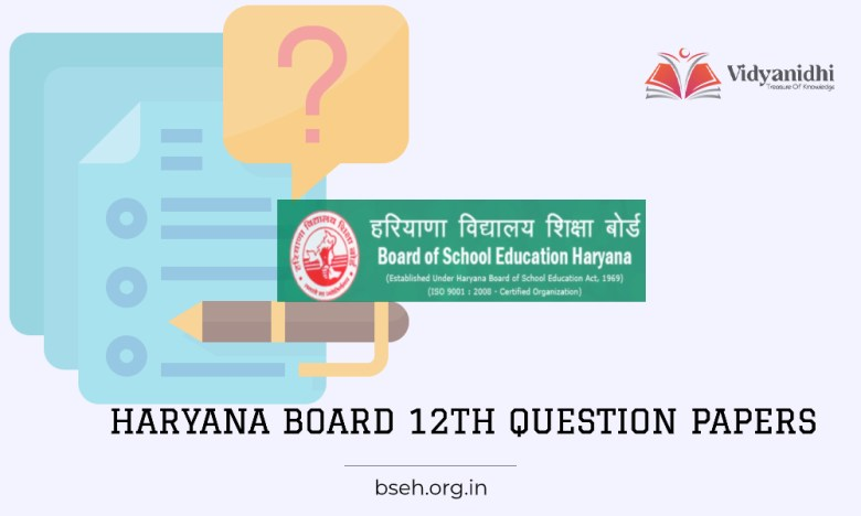 HBSE 12th model paper - Question/ Sample paper 2022 (www.bseh.org.in)