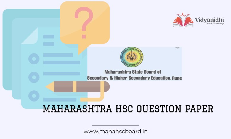 Maharashtra HSC (12th) question paper - model/ sample paper (www.mahahscboard.in)