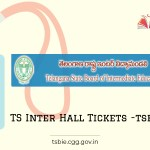 TS Inter 2021 Hall Tickets Download