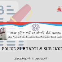 UP Police SI Bharti 2022 – Sub Inspector notification