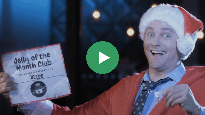 video thumbnail from Vidyard's 2019 Holiday Video