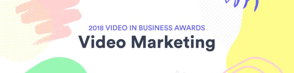 Top Marketing Videos 2018