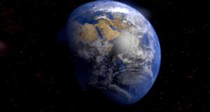 कैसे पता लगाएं कि पृथ्वी गोल है - shape of earth