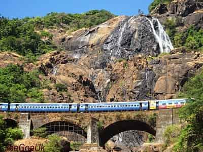 भारत का सबसे दर्शनीय रेलमार्ग