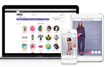 ASOS shopping app- best shopping apps for iOS users.