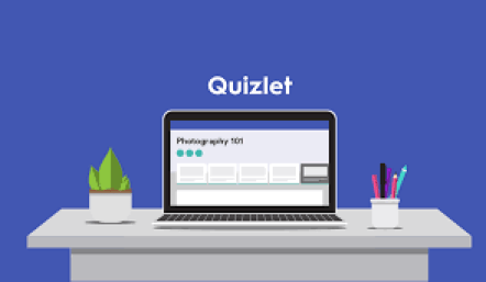 Quizlet app- playing quiz with you - top educational android apps