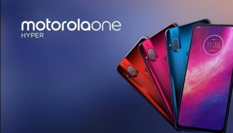 series of Motorola One Hyper- Best upcoming phones under 30,000