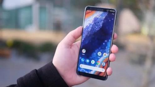 Nokia 9 Purview- best upcoming phones under 35000