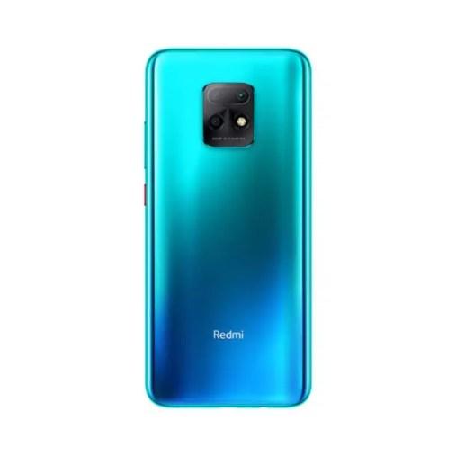 a blue Xiaomi Redmi 10X- List of Best 5G Phones Under 20,000  in 2021.
